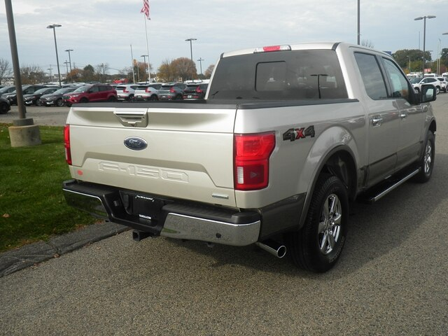 2018 F-150 SuperCrew Cab 4x4,  Pickup #P1058 - photo 1