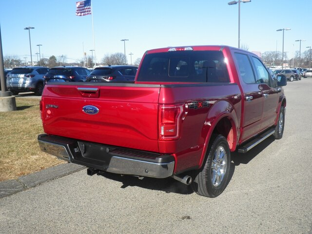 2016 F-150 SuperCrew Cab 4x4, Pickup #P1410 - photo 1