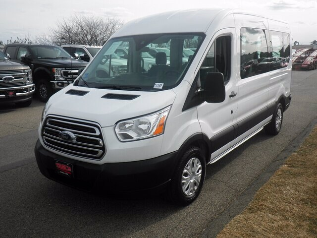 2019 Ford Transit 350 Med Roof 4x2, Passenger Wagon #P1425 - photo 4