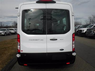2019 Ford Transit 350 Med Roof 4x2, Passenger Wagon #P1425 - photo 6