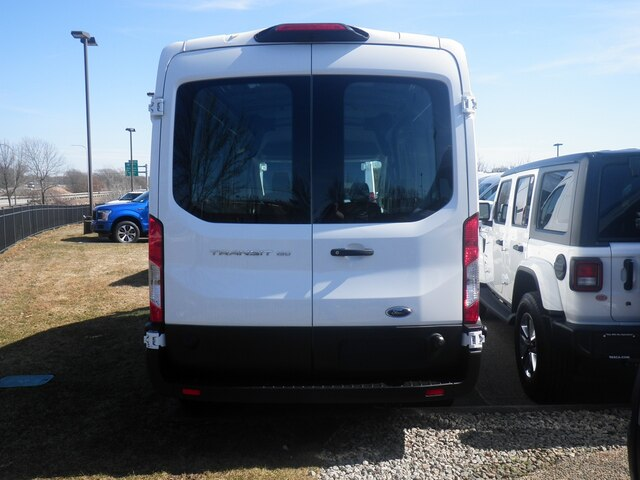 2019 Transit 150 Med Roof 4x2, Empty Cargo Van #P1473 - photo 4
