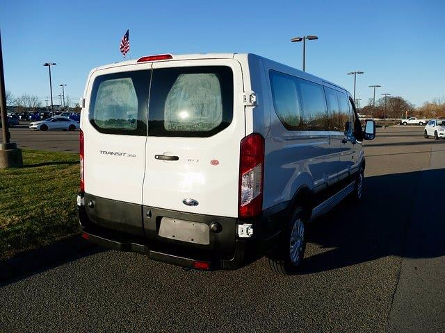 2019 Transit 350 Low Roof 4x2, Passenger Wagon #P1474 - photo 2