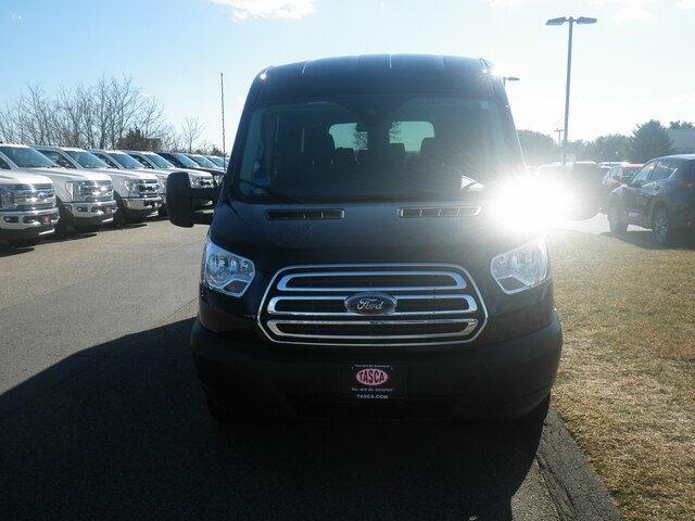 2019 Transit 350 Med Roof 4x2, Passenger Wagon #P1481 - photo 4