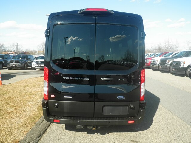 2019 Transit 350 Med Roof 4x2, Passenger Wagon #P1481 - photo 5