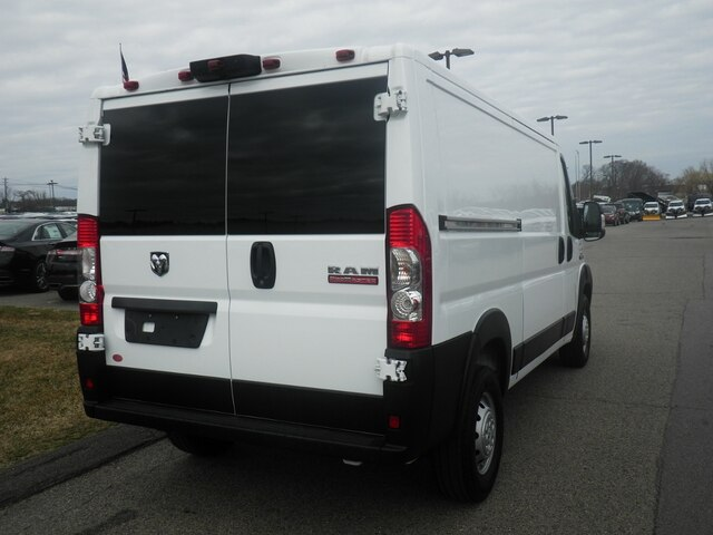2019 ProMaster 1500 Standard Roof FWD, Empty Cargo Van #P1524 - photo 1