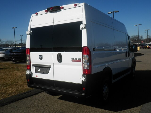 2019 ProMaster 2500 High Roof FWD, Empty Cargo Van #P1525 - photo 1