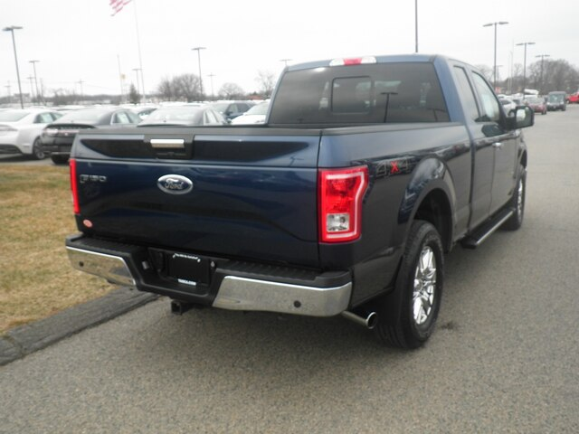2017 F-150 Super Cab 4x4, Pickup #P1549 - photo 1