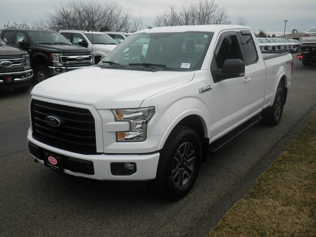 2017 F-150 Super Cab 4x4, Pickup #P1554 - photo 5
