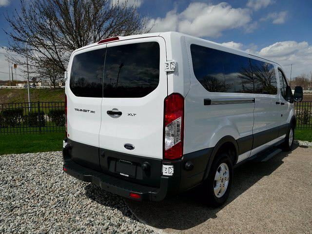 2018 Ford Transit 350 Low Roof 4x2, Passenger Wagon #P8962FC - photo 1
