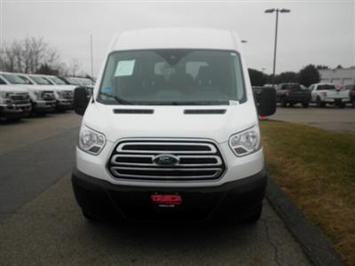 2019 Transit 350 Med Roof 4x2, Passenger Wagon #PH3614 - photo 3