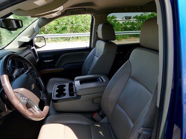 2016 Chevrolet Silverado 1500 Crew Cab 4x4, Pickup #V8454A - photo 11