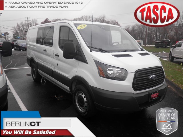 2018 Transit 250 Low Roof 4x2,  Empty Cargo Van #G4613FC - photo 1