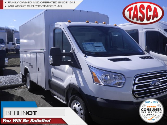 2018 Transit 350 HD DRW 4x2,  Reading Service Utility Van #G4956 - photo 1