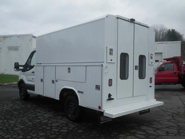 2018 Transit 350 4x2,  Reading Aluminum CSV Service Utility Van #G5019 - photo 2