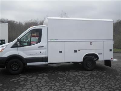 2018 Transit 350 4x2,  Reading Aluminum CSV Service Utility Van #G5019 - photo 4