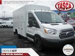 2018 Transit 350 4x2,  Reading Aluminum CSV Service Utility Van #G5019 - photo 1