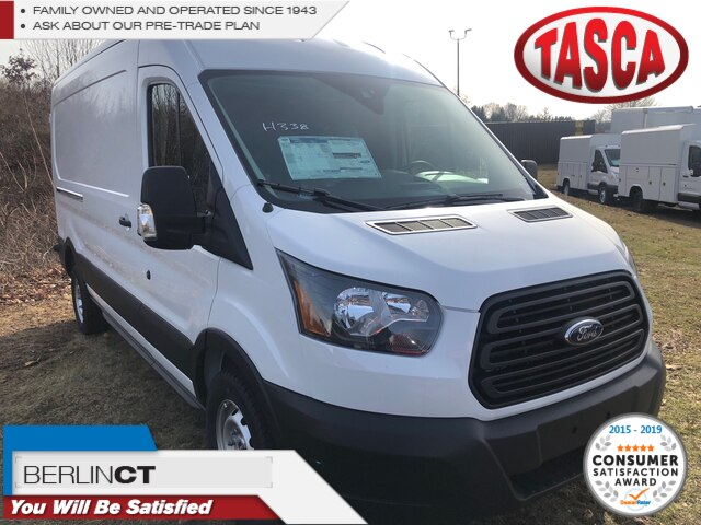 2019 Transit 250 Med Roof 4x2,  Empty Cargo Van #G5070 - photo 1