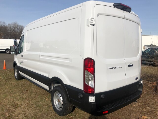 2019 Transit 250 Med Roof 4x2,  Empty Cargo Van #G5070 - photo 2