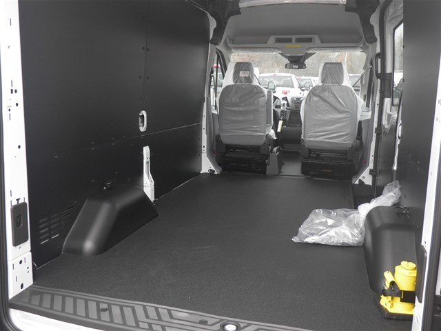 2019 Transit 250 Med Roof 4x2,  Empty Cargo Van #G5107 - photo 1