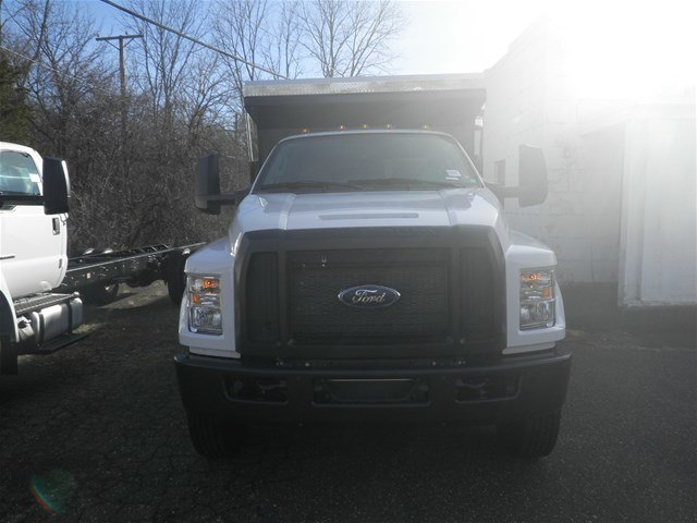 2019 F-650 Regular Cab DRW 4x2,  Rugby Titan Dump Body #G5147 - photo 3