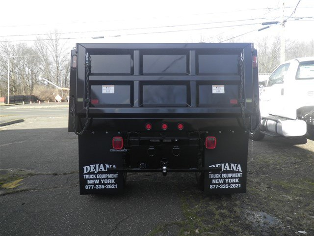 2019 F-650 Regular Cab DRW 4x2,  Rugby Titan Dump Body #G5147 - photo 6