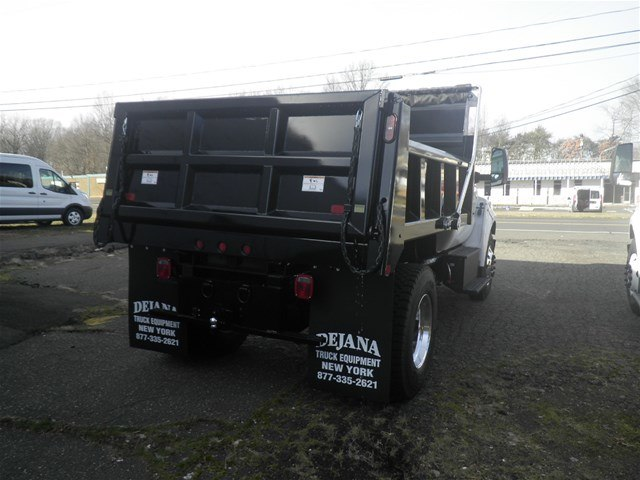 2019 F-650 Regular Cab DRW 4x2,  Rugby Dump Body #G5147 - photo 1