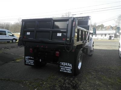 2019 F-650 Regular Cab DRW 4x2,  Rugby Titan Dump Body #G5147 - photo 2