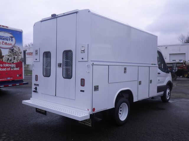 2018 Transit 350 HD DRW 4x2,  Reading Aluminum CSV Service Utility Van #G5150 - photo 2