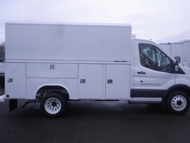 2018 Transit 350 HD DRW 4x2,  Reading Aluminum CSV Service Utility Van #G5150 - photo 7