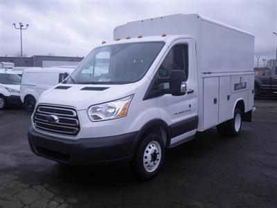 2018 Transit 350 HD DRW 4x2,  Reading Aluminum CSV Service Utility Van #G5150 - photo 4