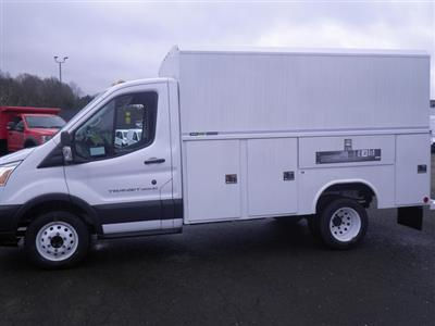 2018 Transit 350 HD DRW 4x2,  Reading Aluminum CSV Service Utility Van #G5150 - photo 5
