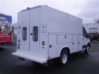 2018 Transit 350 HD DRW 4x2,  Reading Aluminum CSV Service Utility Van #G5150 - photo 2