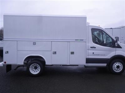2018 Transit 350 HD DRW 4x2,  Reading Aluminum CSV Service Utility Van #G5150 - photo 7