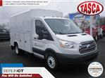 2018 Transit 350 HD DRW 4x2,  Reading Aluminum CSV Service Utility Van #G5150 - photo 1