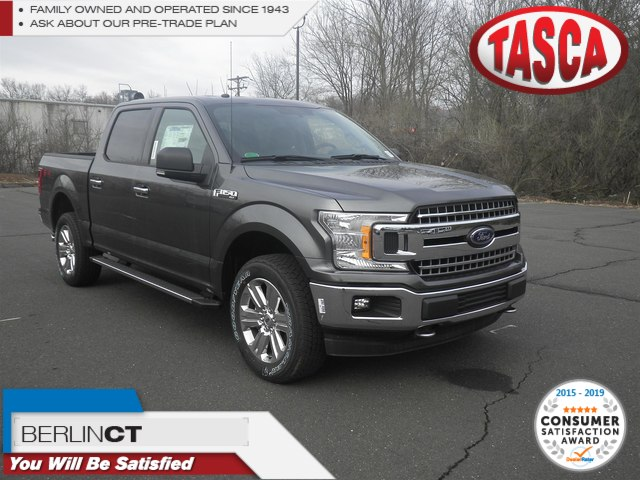 2018 F-150 SuperCrew Cab 4x4,  Pickup #G5162 - photo 1