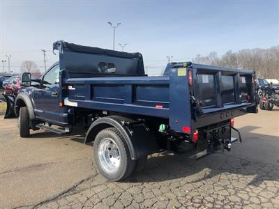 2019 F-550 Regular Cab DRW 4x4,  Rugby Eliminator LP Steel Dump Body #G5164 - photo 4