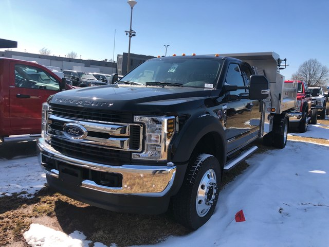 2019 F-550 Super Cab DRW 4x4,  TruckCraft Dump Body #G5185 - photo 4
