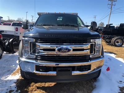 2019 F-550 Super Cab DRW 4x4,  TruckCraft Dump Body #G5185 - photo 3