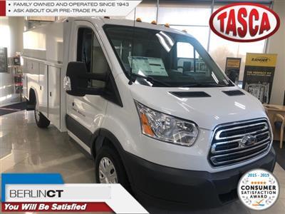 2018 Transit 350 4x2,  Reading Aluminum CSV Service Utility Van #G5188 - photo 1