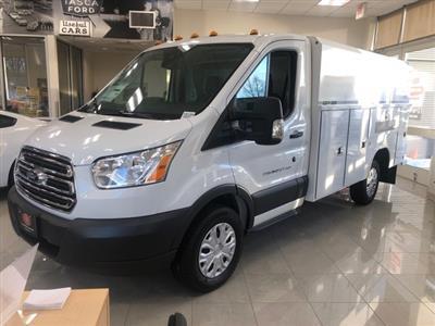 2018 Transit 350 4x2,  Reading Aluminum CSV Service Utility Van #G5188 - photo 4