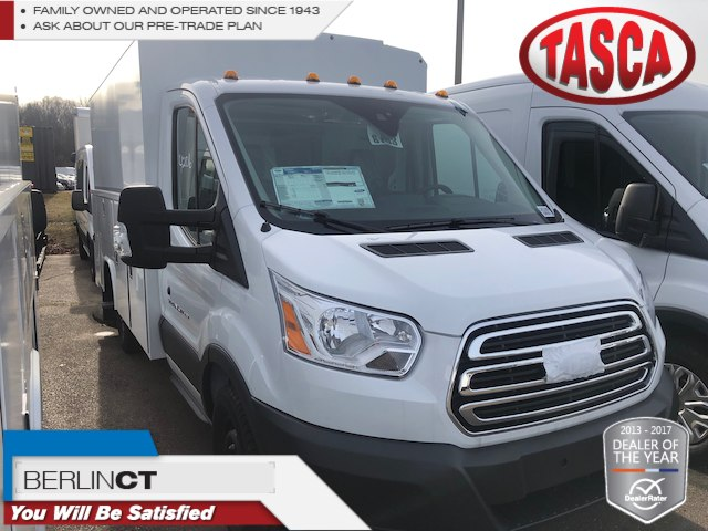 2018 Transit 350 4x2,  Reading Service Utility Van #G5189 - photo 1