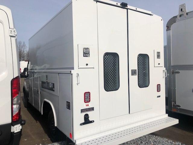 2018 Transit 350 4x2,  Reading Aluminum CSV Service Utility Van #G5189 - photo 4