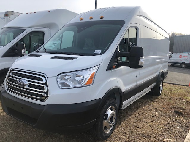 2019 Transit 350 HD High Roof DRW 4x2,  Empty Cargo Van #G5208 - photo 3