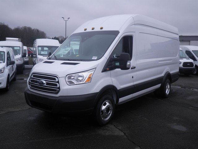 2019 Transit 350 HD High Roof DRW 4x2,  Empty Cargo Van #G5209 - photo 4