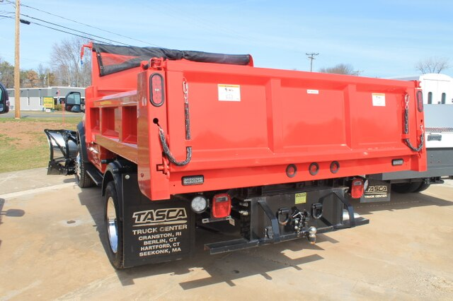 2019 F-450 Regular Cab DRW 4x4, Rugby Eliminator LP Steel Dump Body #G5218 - photo 33