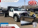 2019 F-550 Regular Cab DRW 4x4,  Rugby Eliminator LP Steel Dump Body #G5219 - photo 1