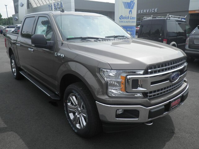 2019 F-150 SuperCrew Cab 4x4,  Pickup #G5244 - photo 4