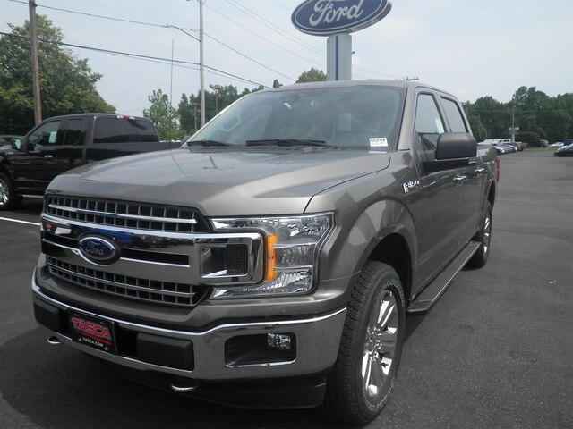 2019 F-150 SuperCrew Cab 4x4,  Pickup #G5244 - photo 5