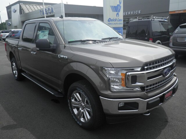 2019 F-150 SuperCrew Cab 4x4,  Pickup #G5244 - photo 9