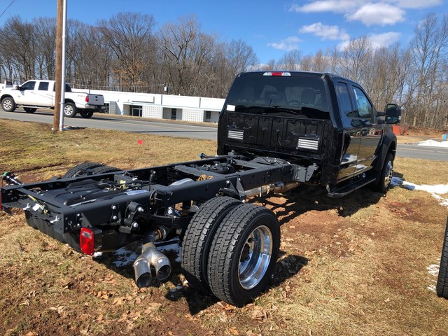 2019 F-550 Super Cab DRW 4x4,  Cab Chassis #G5250 - photo 1